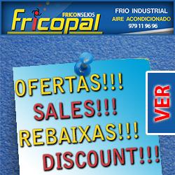 ofertas de aire acondicionado en Palencia y Valladolid