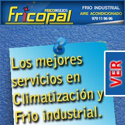 mantenimiento aire acondicionado y frio industrial en Palencia y Valladolid
