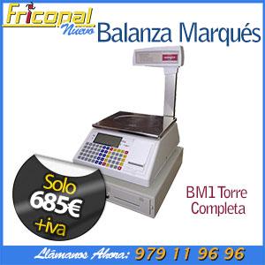 Comprar balanza marques segunda mano en Palencia