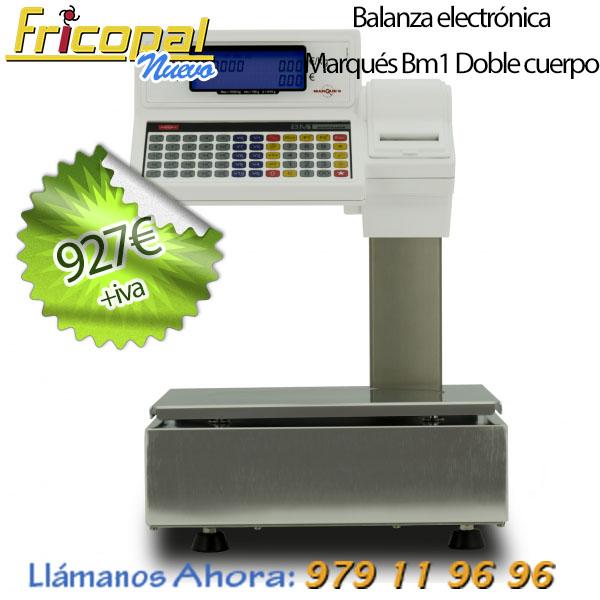 Precio comprar balanza electrónica marqués bm1 online