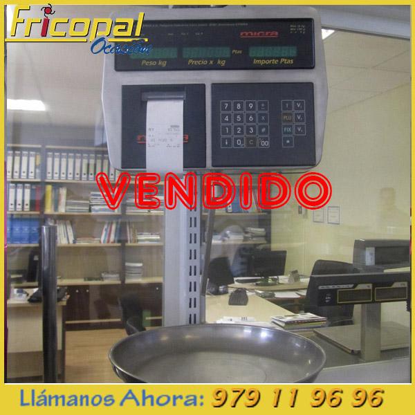 Oferta de balanza electrónica Micra de segunda mano en Valladolid