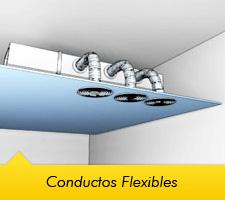 Instalación de Conductos flexibles de climatización en Valladolid