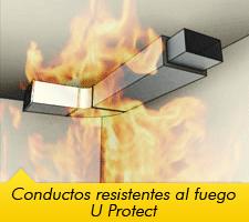 Conductos de ventilación resistentes al fuego Valladolid