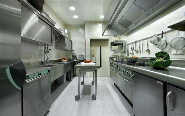 Mobiliario de cocina en acero inoxidable para tu for Mobiliario y equipo de cocina